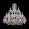 6a54e8f690f600495bfba44b6c59f786 100x100 - Люстра подвесная Bohemia Ivele Crystal 1406/12+12+6/300/G