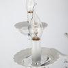 6c621e1d31abaae125ebe203f0b663f6 100x100 - Люстра подвесная Eurosvet 10049/5 белый с серебром/прозр. хрусталь