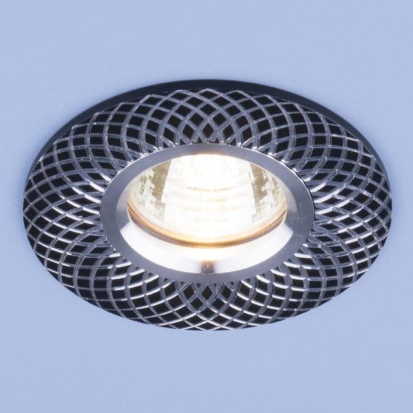 6cf594bf973e273f48b8761bcb1f9b35 600x600 - встр. точечный светильник Elektrostandard 2006 MR16 BK черный