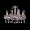 6d51302a48e264b434364310d35ee46e 100x100 - Люстра подвесная Bohemia Ivele Crystal 1413/8/165 G