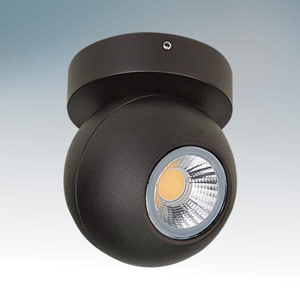 6f388c2bd9bc87127a1dadc9df0d6f6c 600x600 - Накладной точечный светильник Lightstar 051007 GLOBO