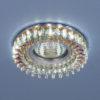 7085de7f99f2f515f25ac8f03ddba541 100x100 - встр. точечный светильник Elektrostandard 2216 MR16 MLT/CH мульти/хром