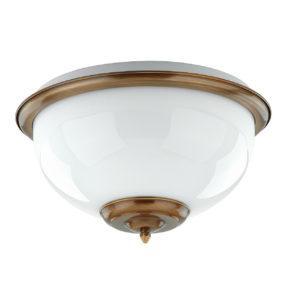 7212e7fbb86c4f6b10abebed9b9d0320 300x300 - Потолочный светильник Kutek LID-PL-2 (P) ECRU патина/бежевый