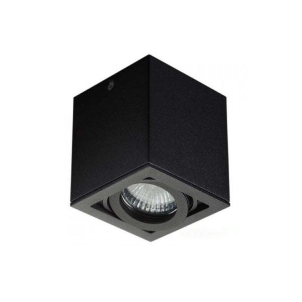 7b691a258e3484bfdbc1ae4764ff6550 600x600 - Накладной точечный светильник ITALLINE OX 13A black