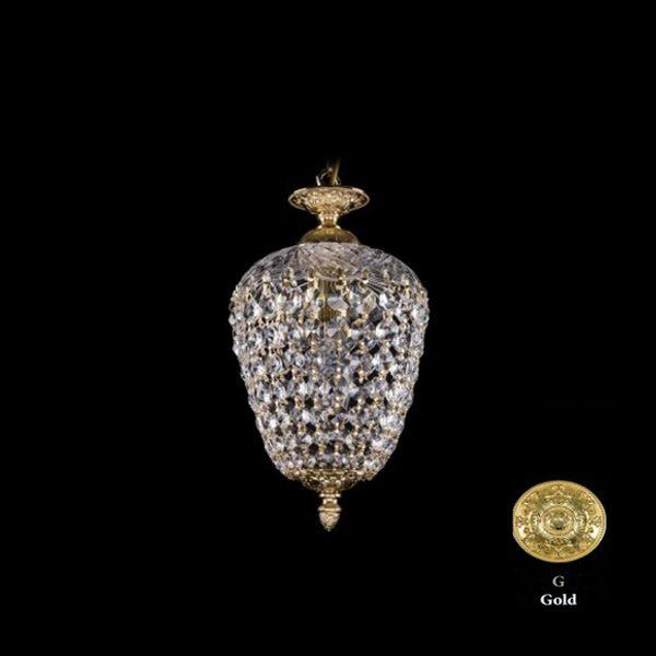 7c9aa4f00581eea3c0f090b4d5129452 600x600 - Подвесной светильник Bohemia Ivele Crystal 1677/15 G