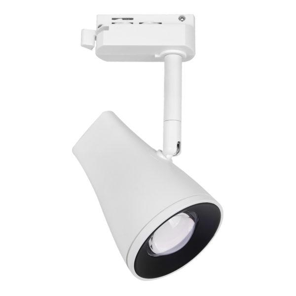 7ccdcb848f481fb0298406cd98492b36 600x600 - Трековый светильник Elektrostandard Hardi Белый 9W 4200K (LTB18)
