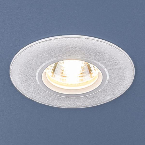 7ce9e8d448315d4e90033471269b9c07 600x600 - встр. точечный светильник Elektrostandard 107 MR16 WH белый
