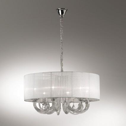 7dbb0c5484f2276609585f2bdd5a2af9 - Люстра подвесная Ideal Lux Swan SP6