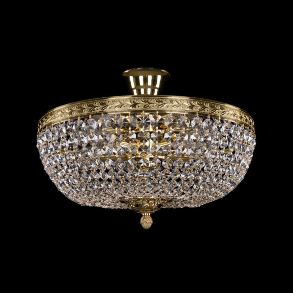 7e79616a85a9dd067d003a7d074d3c22 600x600 - Люстра потолочная Bohemia Ivele Crystal 1911/35Z G