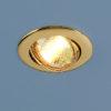 7ec1b1850c2d6f8cc14072e6ab58b97b 100x100 - встр. точечный светильник Elektrostandard 104S золото