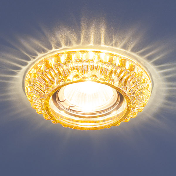 82eeda8363b9d28c545799e22525fee7 600x600 - встр. точечный светильник Elektrostandard 7247 MR16 GC тон.
