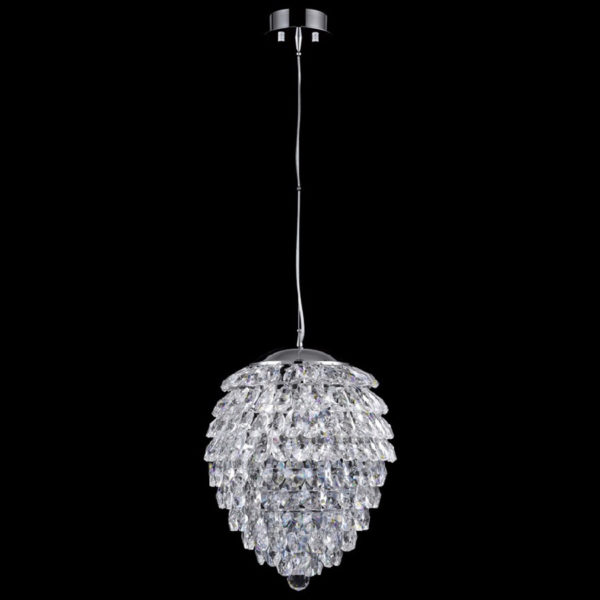 84c762e739638a4cfa85dea64ebd00cc 600x600 - Подвесной светильник Crystal Lux CHARME SP2+2 LED CHROME/TRANSPARENT