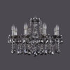 880a19fbd09bce82eba272a7abd0c44f 100x100 - Люстра подвесная Bohemia Ivele Crystal 1413/8/200 Ni M781