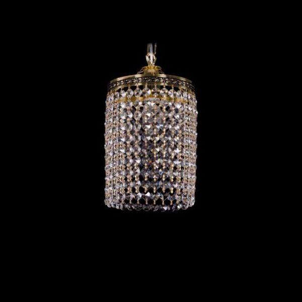 8b5ed114da65a6be8d928dd0bc33b5b9 600x600 - Подвесной светильник Bohemia Ivele Crystal 1920/15 R GB