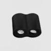 929c96199af7b3011368f4a9f967accb 100x100 - Накладной точечный светильник Megalight 5600/2 black
