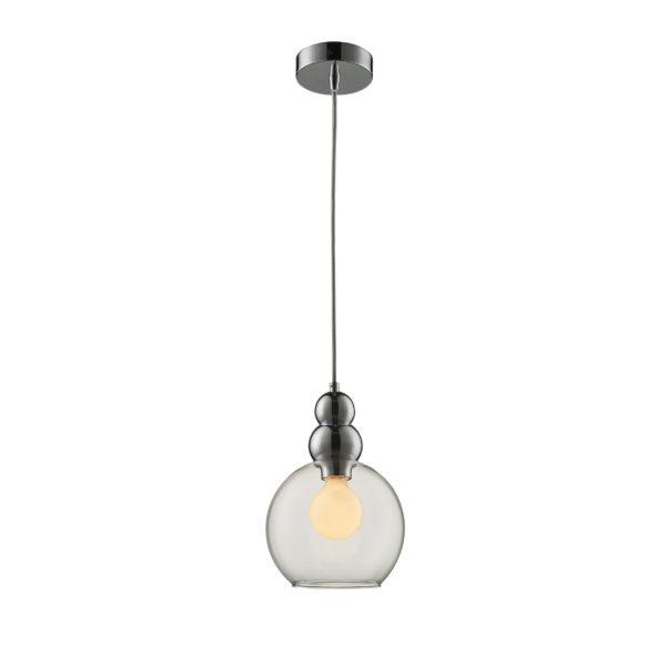 952413f9a354194c292f37ea67d098f2 600x600 - Подвесной светильник Vestini MD1632-1S Transparent