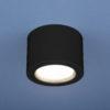 9729240376920f157a4470622d2c2f57 100x100 - Накладной точечный светильник Elektrostandard DLR026 6W 4200K черный мат.