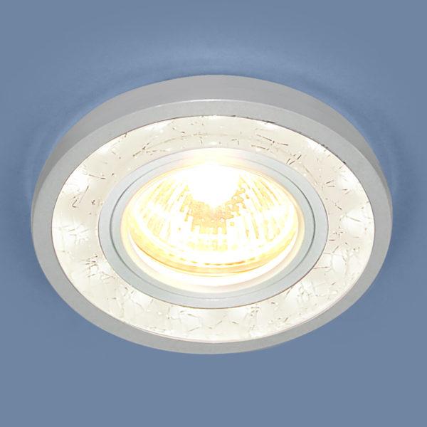 979e70fac9aa928445a859207a6d36eb 600x600 - встр. точечный светильник Elektrostandard 7020 WH/SL белый/серебро