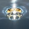 9a5b4256f7cdcf6388f34f09eef7fb2e 100x100 - встр. точечный светильник Elektrostandard 8016 золото/прозр.