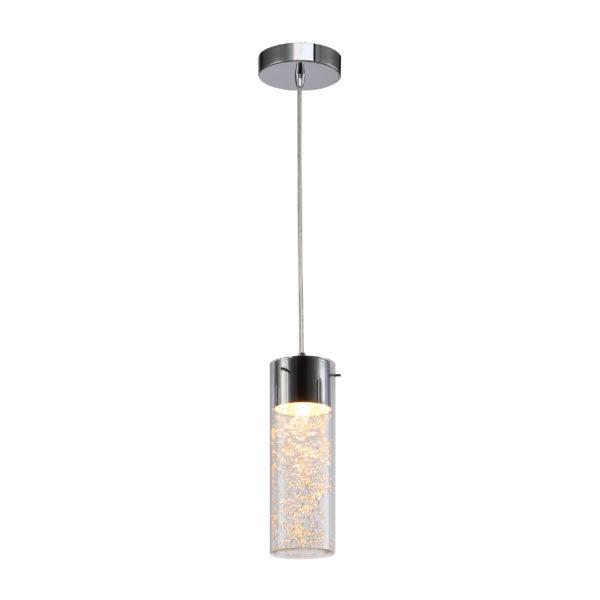 9c0b6329e3dc7d955bffb468cf3d4df7 600x600 - Подвесной светильник Vestini MD1450-1 H300 Silver