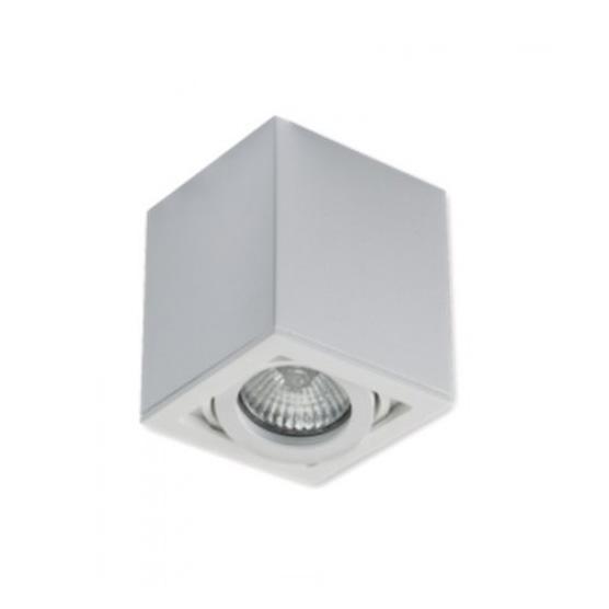 9d1c6a256ca4fa6748a8ca1bc526a164 - Накладной точечный светильник ITALLINE OX 13A white