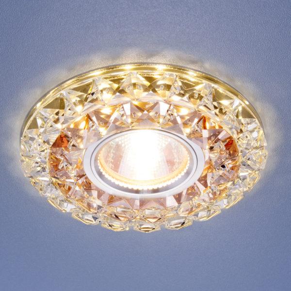 9e3b664120f67be1dd5e9887ee3093ae 600x600 - встр. точечный светильник Elektrostandard 2170 тон. прозр.