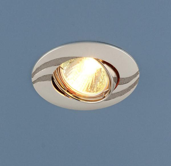 9ef05c7657f39578cee9601ef2177366 600x583 - встр. точечный светильник Elektrostandard 8012A перламутр серебро/никель