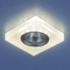 a222a9fdf2f2299f5b6afa31697cd494 100x100 - встр. точечный светильник Elektrostandard 6063 MR16 WH белый