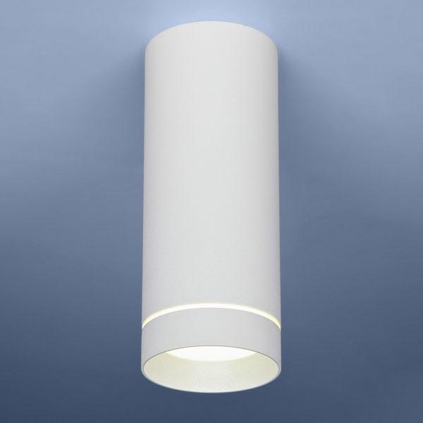 a565dff351574673029576113d08a60c 600x600 - Накладной точечный светильник Elektrostandard DLR022 12W 4200K белый мат.