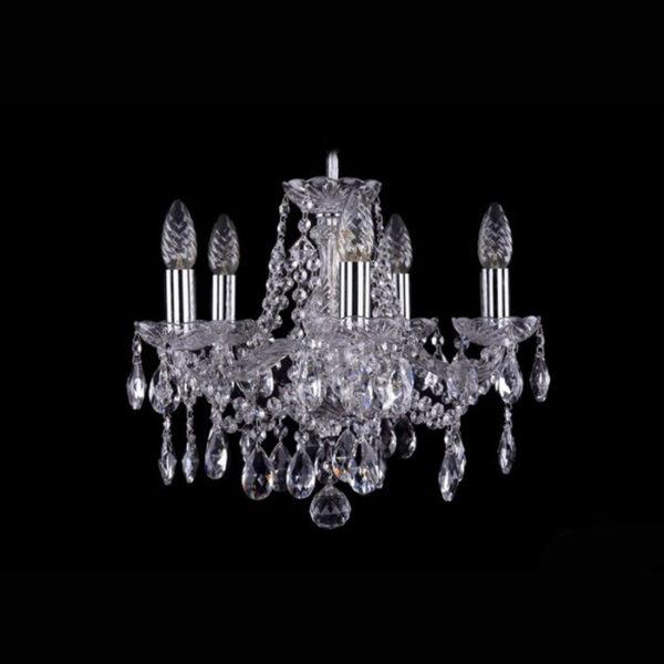 aa08c466bcd52186bd67ac93233202ca 600x600 - Люстра подвесная Bohemia Ivele Crystal 1413/6/165 Ni