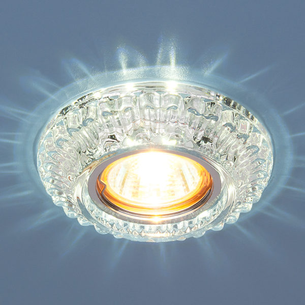 ad6b99fd2f85707dacb73dc2493d22d2 600x600 - встр. точечный светильник Elektrostandard 7247 MR16 CL прозр.