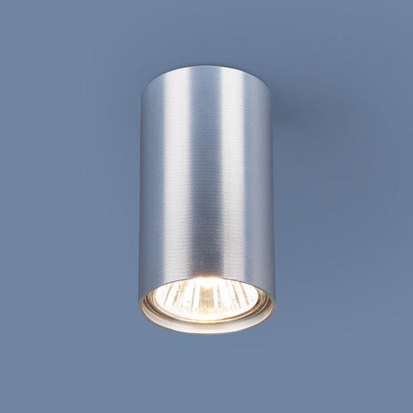 afa6c749e3aff512c8a84ccd9ba40952 600x600 - Накладной точечный светильник Elektrostandard 1081 GU10 SCH сатин хром