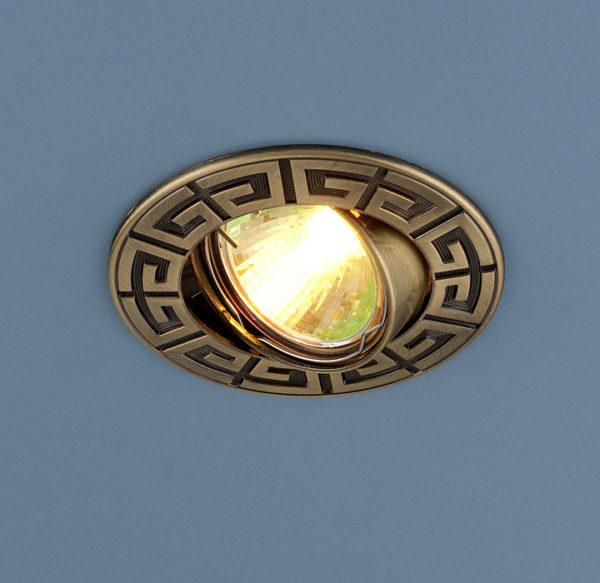 b377e3418251698b1fe434b562609eb6 600x583 - встр. точечный светильник Elektrostandard 120090 бронза