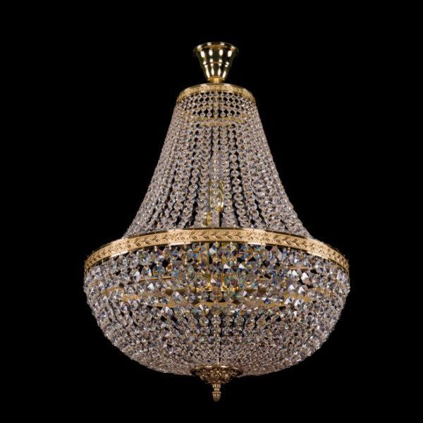 b455b363a2470446667defee256abfea 600x600 - Люстра потолочная Bohemia Ivele Crystal 2150/50 G