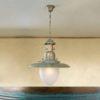 b50a7bbc4807b13a476d8416ffb88e70 100x100 - Подвесной светильник Lustrarte 272-0625 зеленый антик/мат. стекло