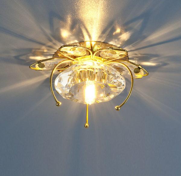 b50e48bc72d289ca179ccd556fd63efd 600x583 - встр. точечный светильник Elektrostandard 7291 золото