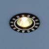 b519b4ca77403623d8fb24a7e5ae6851 100x100 - встр. точечный светильник Elektrostandard 5814 черный/хром