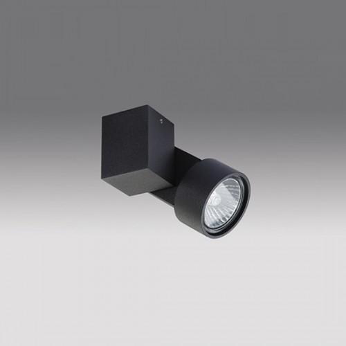 b6b2e7cd6d3378f70b89c0c5a339a582 - Накладной точечный светильник ITALLINE OX 1A black