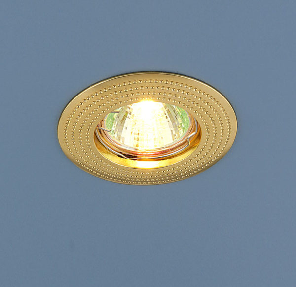 b97a5d00ad55ceeef64421952e2a7558 600x583 - встр. точечный светильник Elektrostandard 601 золото