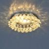 b9a3c5c8678eac4396cc1022b2bc004a 100x100 - встр. точечный светильник Elektrostandard 206 хром/прозр.