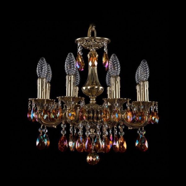 bc53a69a1512b18a97f37aec905d5ad5 600x600 - Люстра подвесная Bohemia Ivele Crystal 1707/8/125 A GB K711