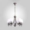 bc8e282545dee19192f58661b3740038 100x100 - Люстра подвесная Eurosvet 70046/5 серый/хром