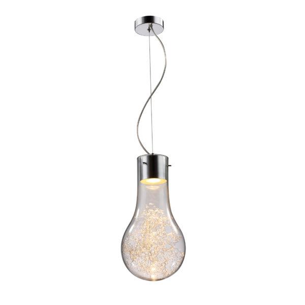 bcb8cd4743d6143a0371b68513fb7983 600x600 - Подвесной светильник Vestini MD1458-1L Silver