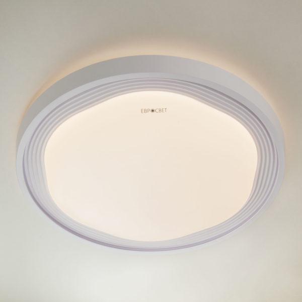 bcba7c382d25ade9cc420665687b98cc 600x600 - Настенно-потолочный светильник Eurosvet 40006/1 LED белый