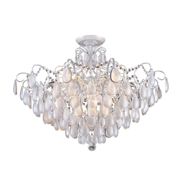 bd1abab99cf0d5933d88570977534475 600x600 - Люстра потолочная Crystal Lux Sevilia PL9 Silver