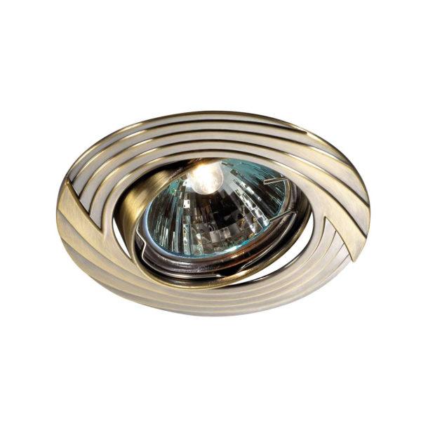bfd83d7c6561fffc9870f50e2d54061f 600x600 - встр. точечный светильник Novotech 369609