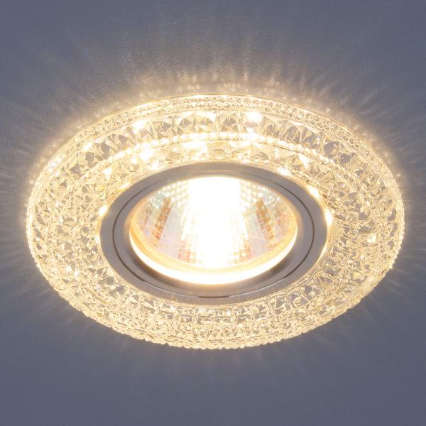 c121377cf917848a3f9e915db47cea4b 600x600 - встр. точечный светильник Elektrostandard 2160 прозр.