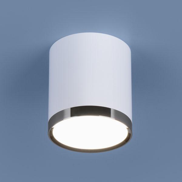 c3c0f3193fe4271a0ade0f384b140b2f 600x600 - Накладной точечный светильник Elektrostandard DLR024 6W 4200K белый мат.