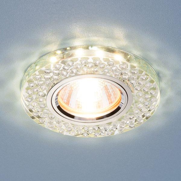 c74f311576cab48b110ab03368f86541 600x600 - встр. точечный светильник Elektrostandard 2140 MR16 SL зеркальный/серебро