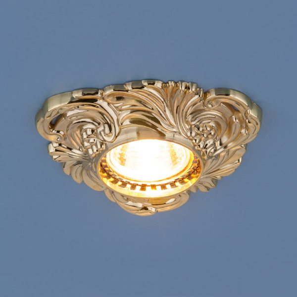 c7e2f660912a4633bd3ef2ab51d87cd2 600x600 - встр. точечный светильник Elektrostandard 4105 золото